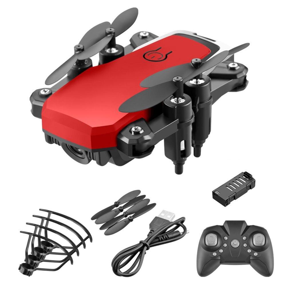 Mini Drone RC plegable LF606 HD, cámara plegable, Drones FPV, helicóptero RC, cuadricóptero, juguetes para chico