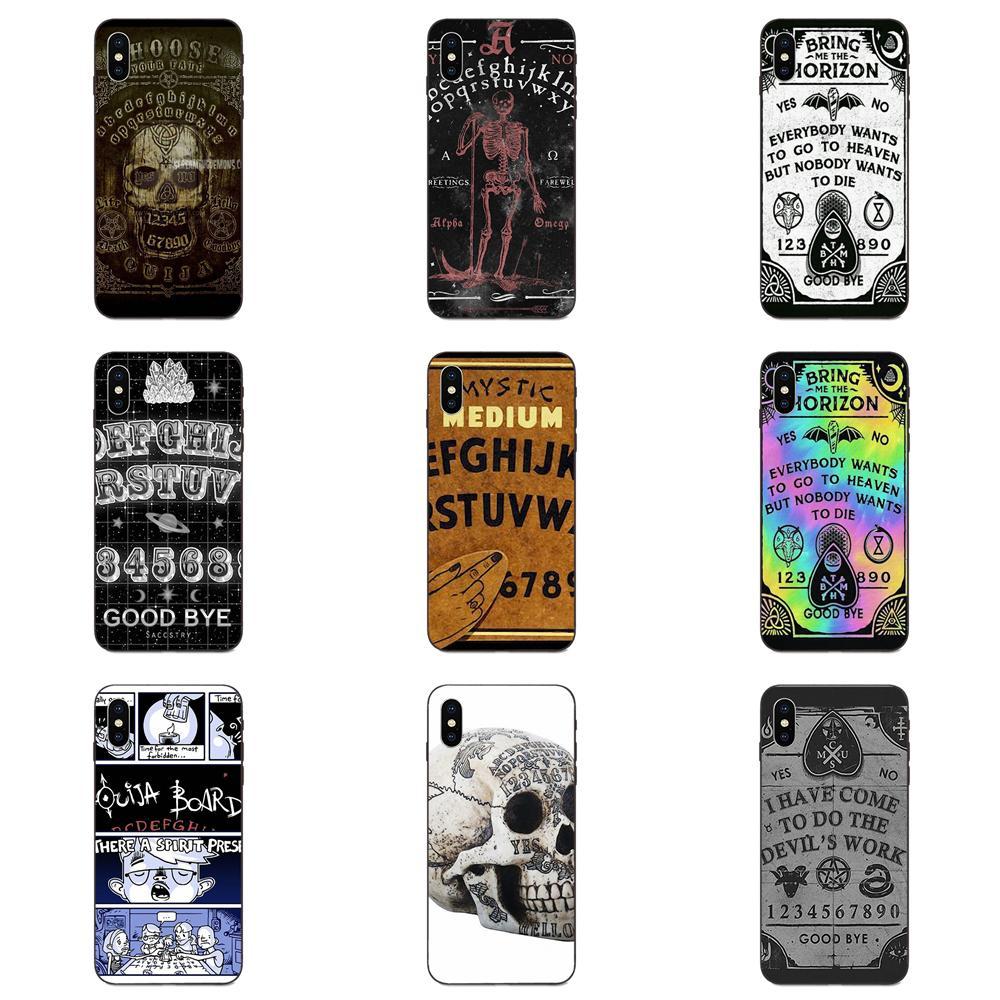 Ouija Board For Huawei nova 2 2S 3i 4 4e 5i Y3 Y5 II Y6 Y7 Y9 Lite Plus Prime Pro 2017 2018 2019 Soft Design Customized