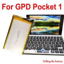 100% NUOVA batteria per GPD Tasca 1 Pocket1 per GPD batteria per GPD Tasca 2 Pocket2 batterie