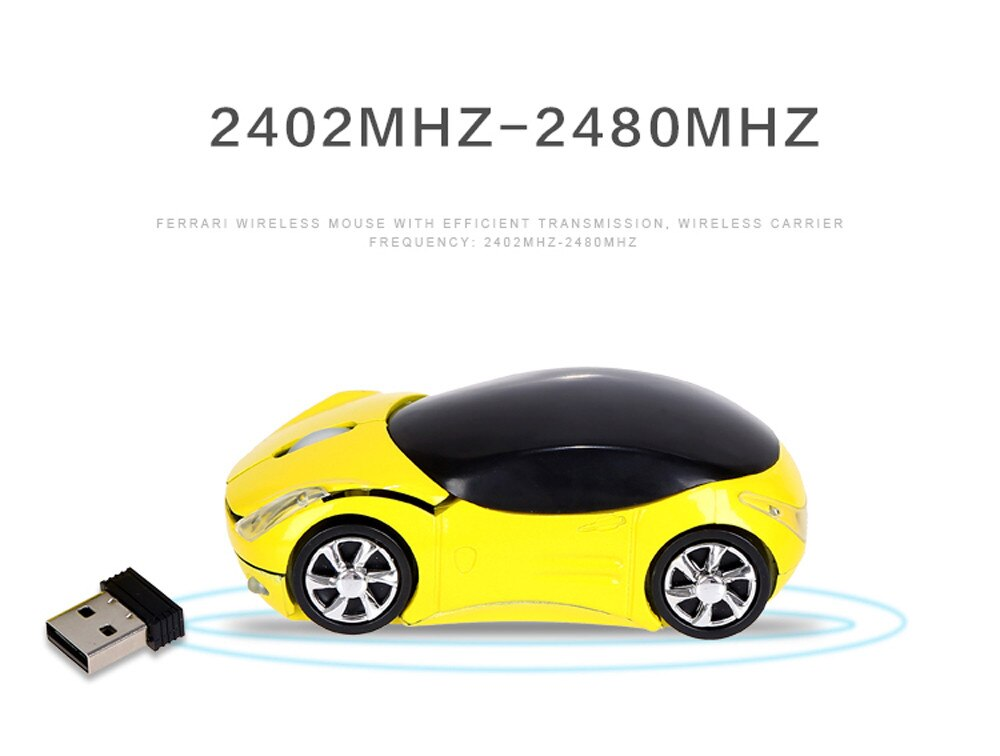 2,4 ghz 1200dpi Ratón Óptico inalámbrico ratón de desplazamiento Usb para tableta ratón Gaming para portátil ordenador portátil, ¡triangulación de envíos 2020!
