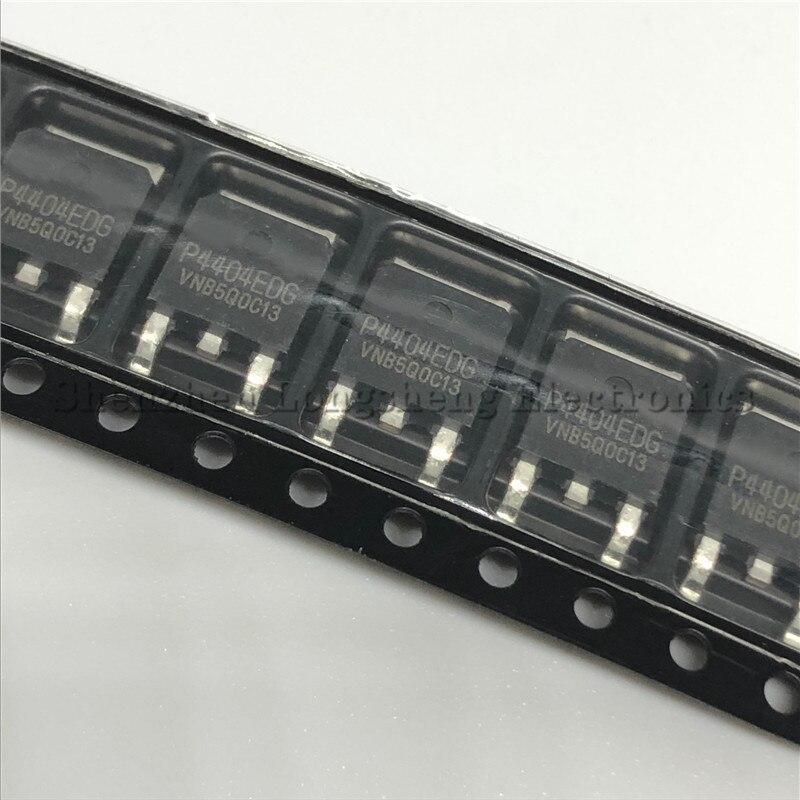 10 PÇS/LOTE P4404EDG P4404 PARA-252 LCD fonte de alimentação de alta tensão MOS tubo