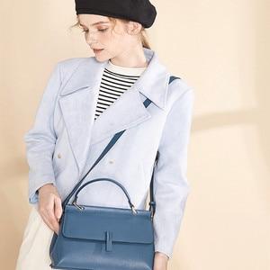 Bag Women's Leather  Shoulder Bag 2021 New Handbag Women's Bag Oblique Bag Women's Shoulder Bag women bag  ladies hand bags