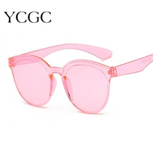 Sunglasses Women Vintage Brand Designer Round Sun Glasses Simple Girls Goggles Ladies Shade Eyewear