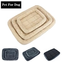 dog bolster bed mat washable crate mattress non slip pet cushion dog bed washable pet mattress pet beds for dogs