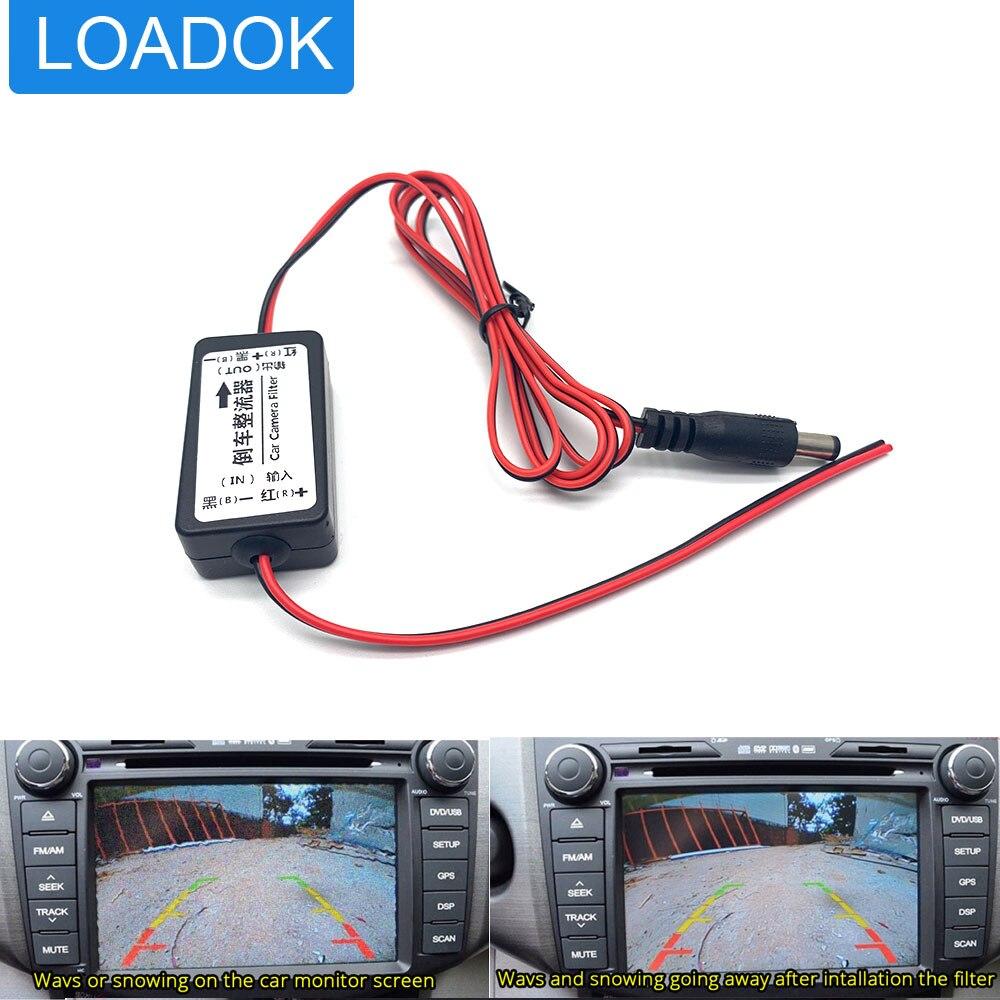 12 В 3,5 мм постоянного тока, стабилизированное реле мощности постоянного тока, конденсатор, фильтр, соединитель, выпрямитель для AUDI автомобил...