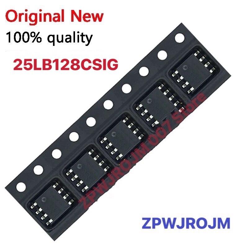 5pcs-25lb128csig-gd25lb128csig-25lb128-64m-18v-sop-8