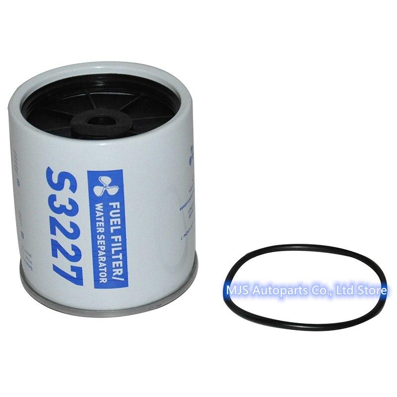 S3227 filtro spin-on separador de água combustível para racor 320r-oil-water separador de elementos de filtro iate e lancha rápida
