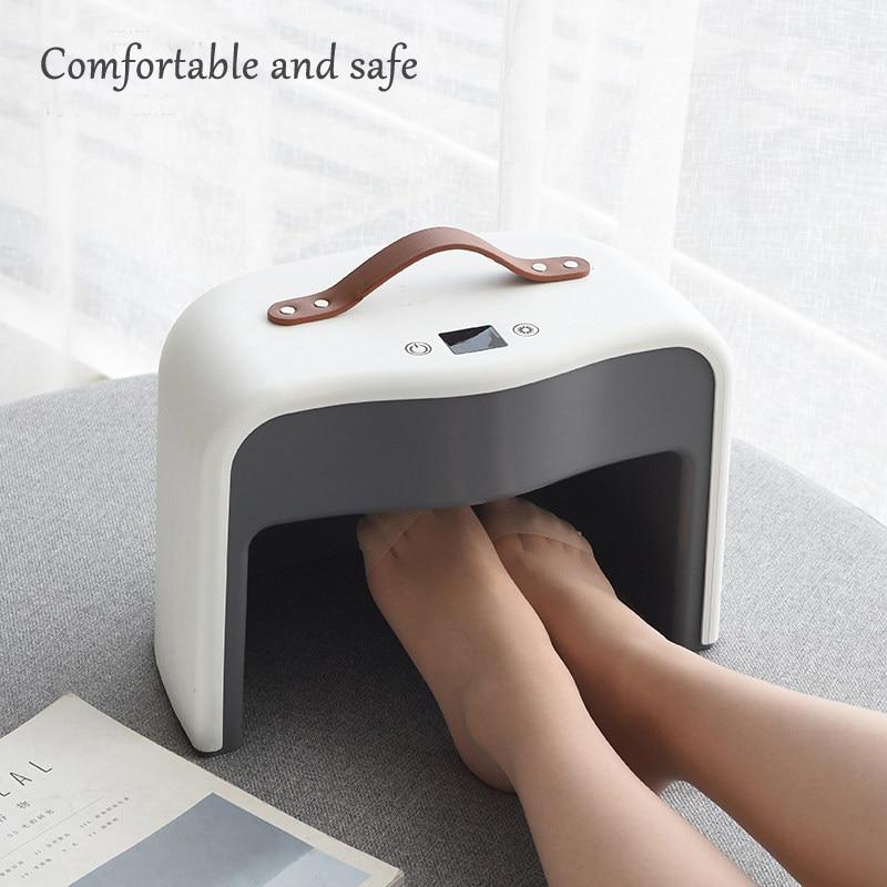 Electric Warm Heated Foot Heating Pad Warmer Heat 4 level Heat Settings foot care Warmer Cushion Thermal Foot Warmer enlarge