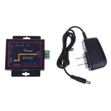 Serveur série RJ45 à RS485 Module de convertisseur Ethernet LAN avec page web intégrée T3LB