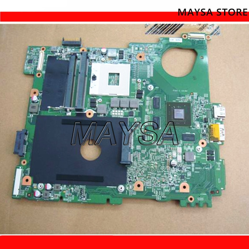 Alta calidad CN-0J2WW8 0J2WW8 J2WW8 Tablero Principal Dell inspiron N5110 placa base de computadora portátil HM67 DDR3 GT525M 1GB