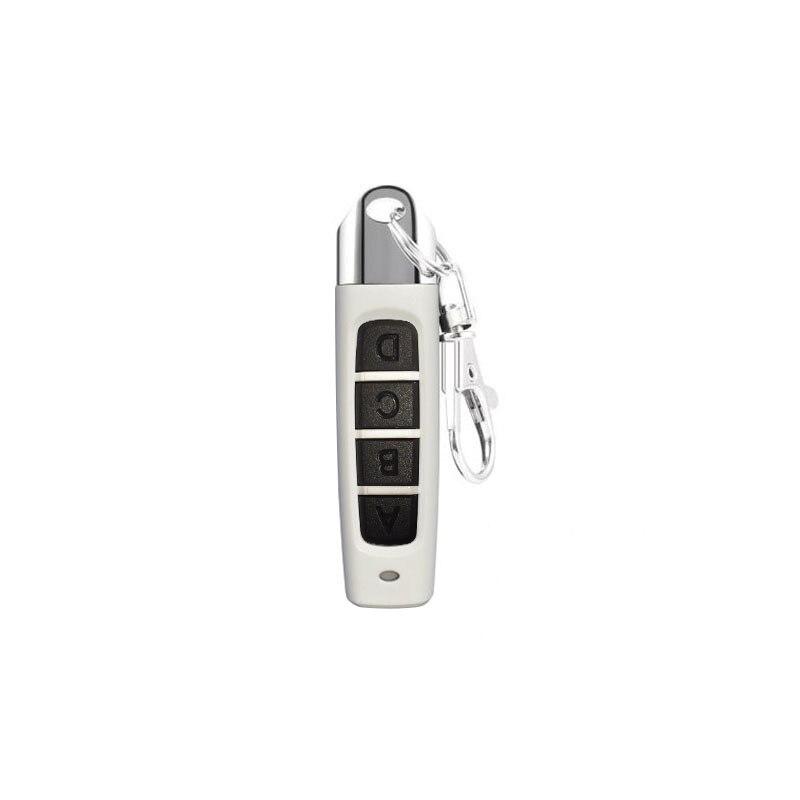 Универсальный пульт дистанционного управления для дверей гаража, 433 МГц