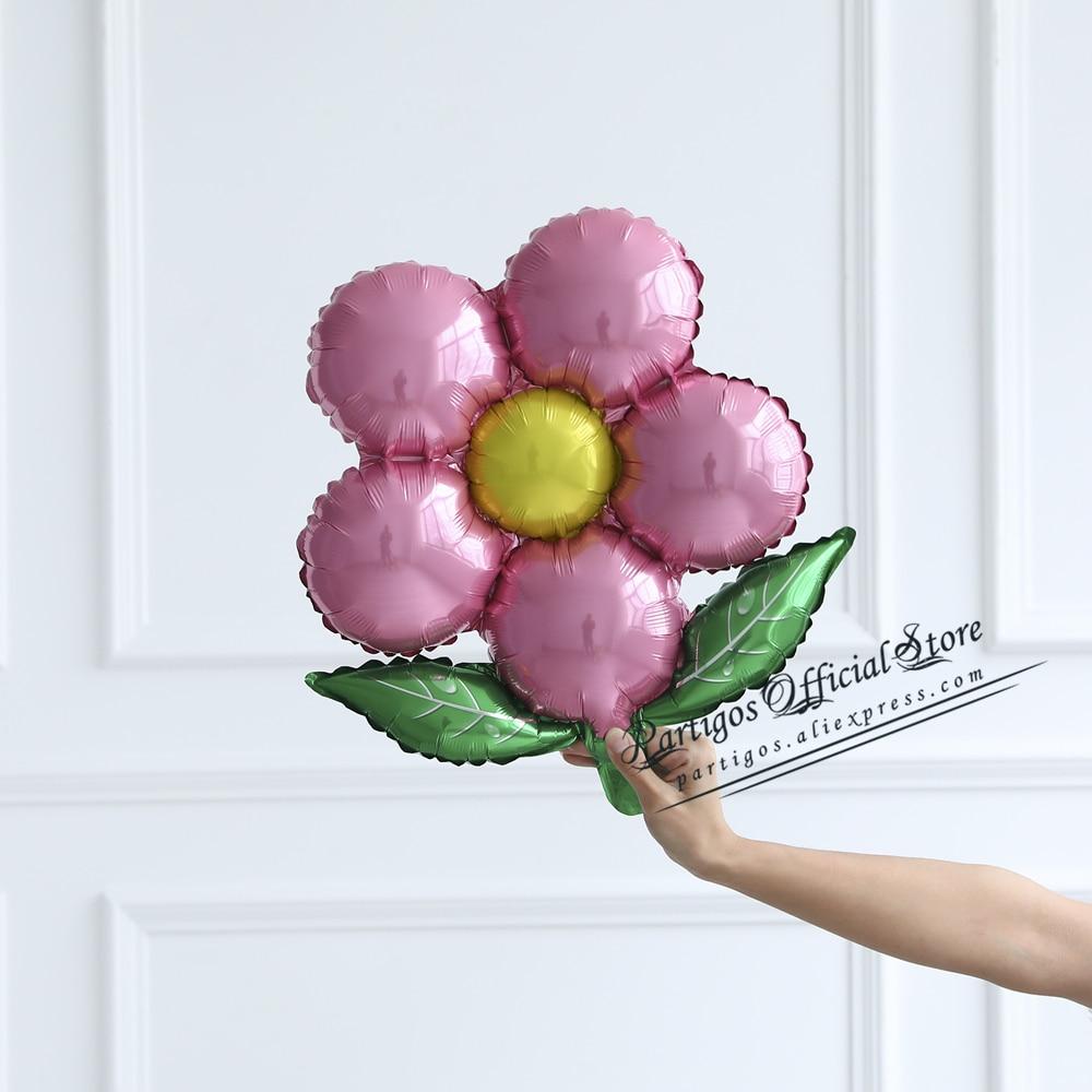 10 шт., разноцветные воздушный шар из фольги глобусы, розовые подарки для девочек, украшения на день рождения, свадьбу, День Святого Валентина...