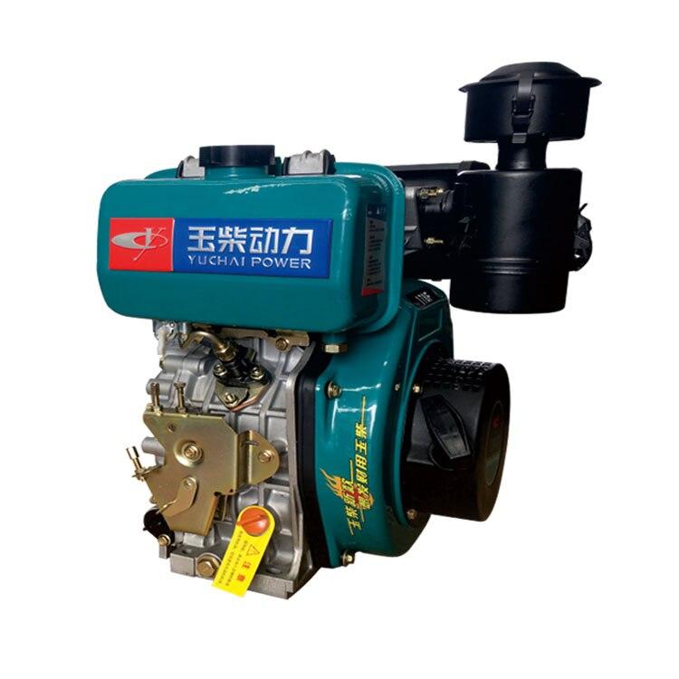China 3hp 5hp 4hp 10hp diesel engine sale single cylinder air cooled diesel machinery engines