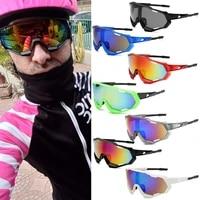uv400hd cycling sunglasses colorful sports fishing running eyewear anti wind mtb road bike sunglasses cyclist bicycle goggles