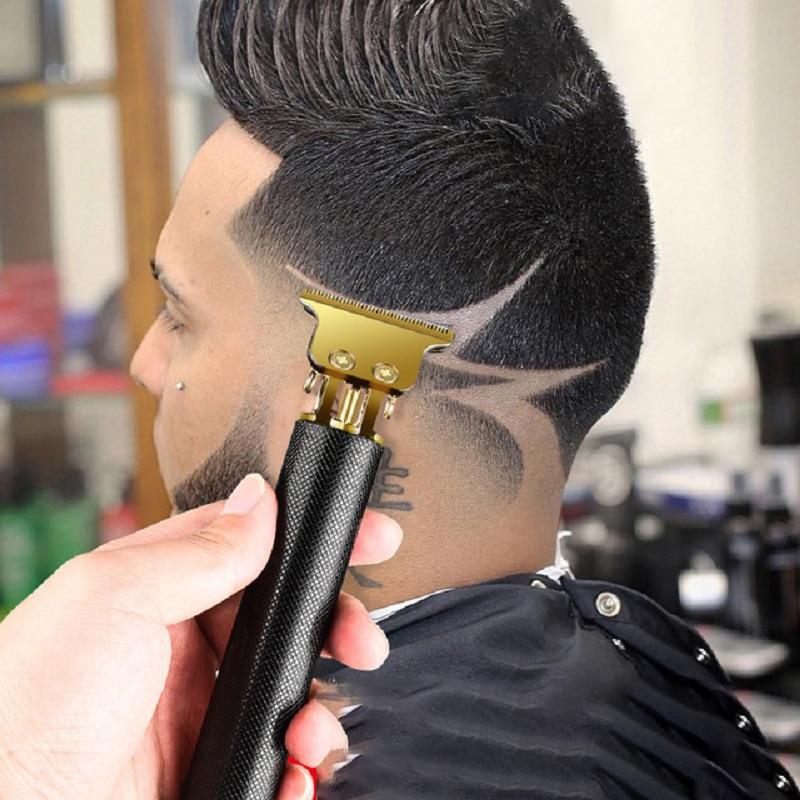 Hair Clippers Trimmer Beard Clipper For Cutting Machine Men Professional Haircut Machines Electric Shaver Shaving Man Cut