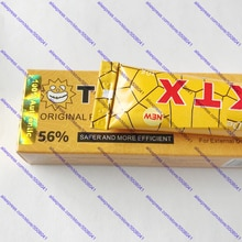 New 56% yellow Tattoo Cream Semi Permanent Makeup Beauty Body Eyebrow Lip Liner tktx Tattoo Care Cre