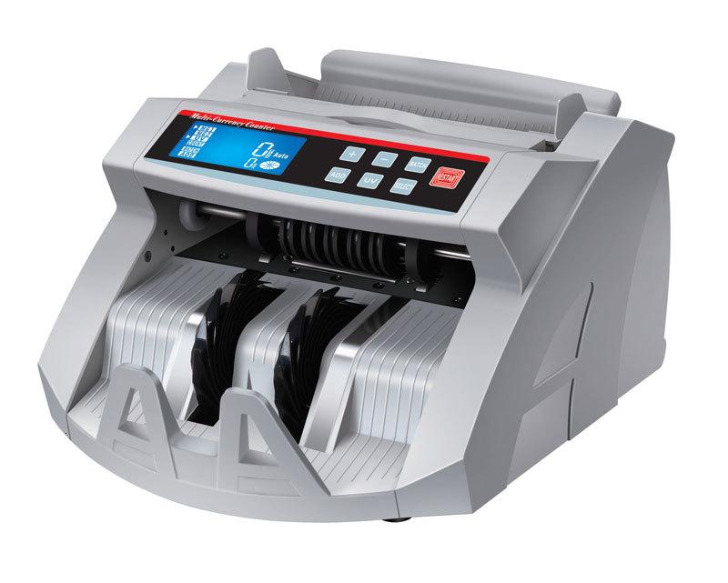 رخيصة النقدية الأوراق النقدية ماكينة عد النقود للورق والبوليمر العملات مع وظيفة UVMG Billnote آلة العد للكشف عن المال
