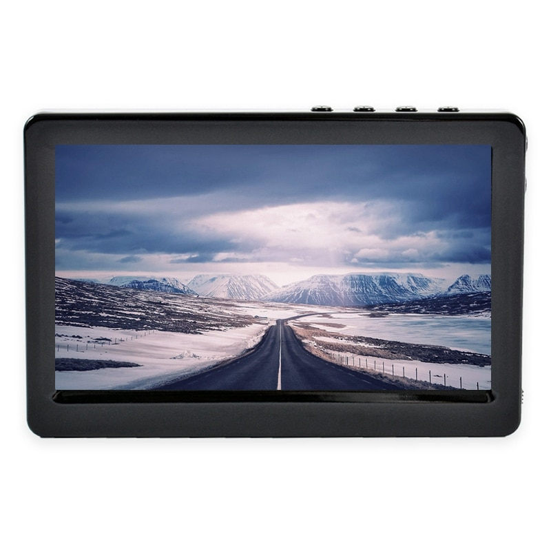 5-Inch HD Capacitive Contact Screen MP5 Video Player with External Lossless Sound Quality Music Mp4 with E-Book Games