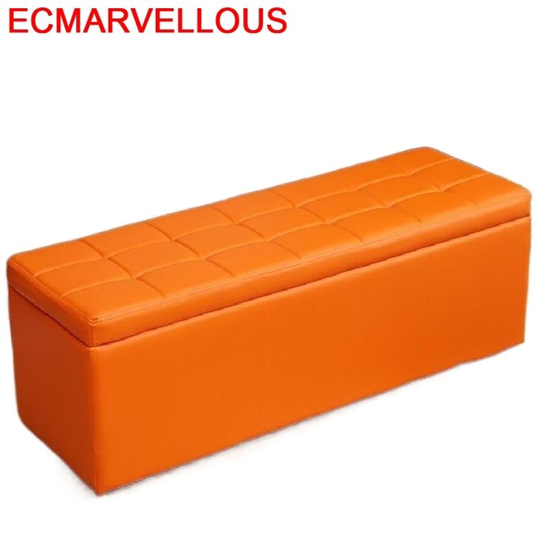 Taburete Plegable De Aluminio para cambio De zapatos, banco De almacenamiento para sofá, Escalera, Dla Dzieci Store, Madeira PUF Poef