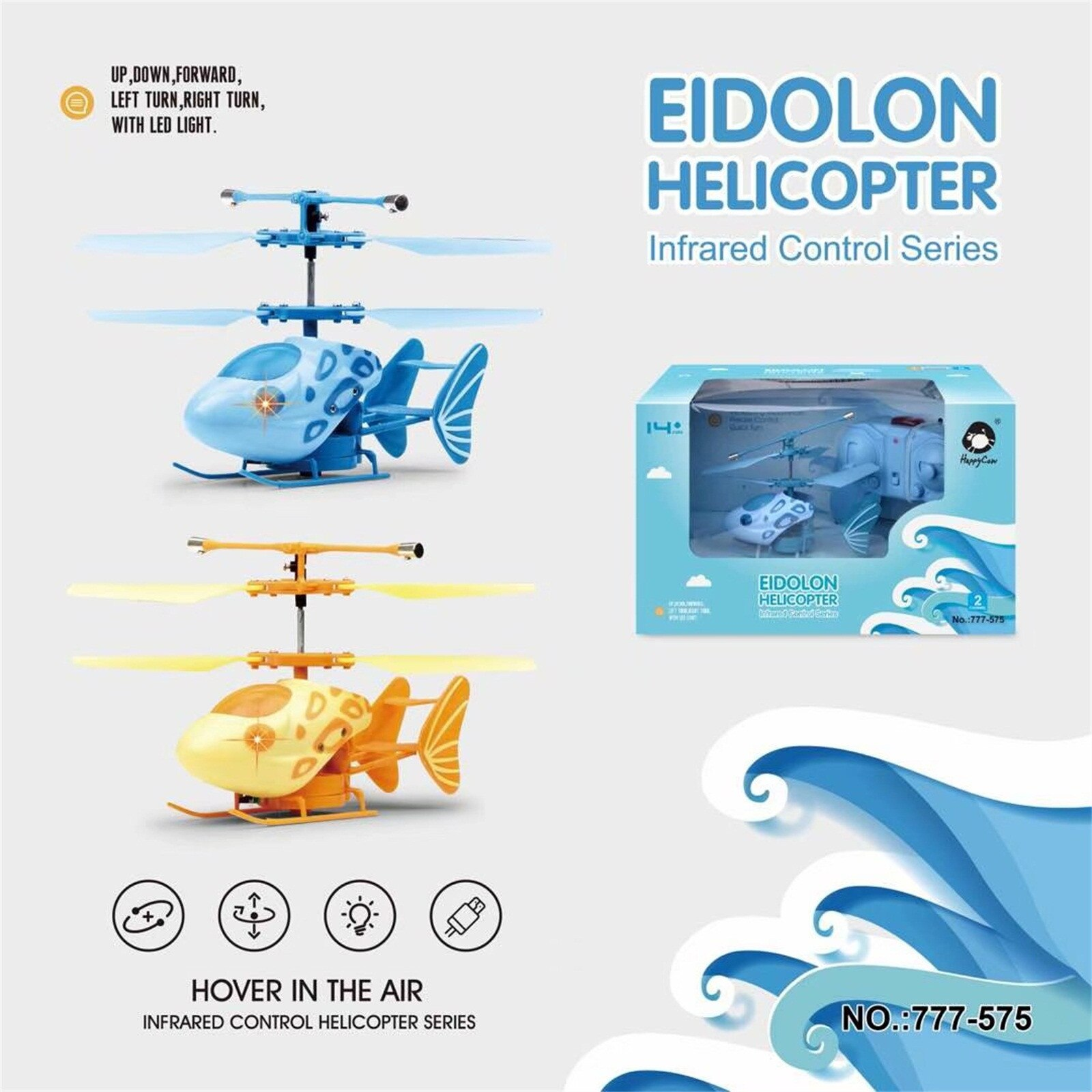 RC Plane Helicopter Remote Control Aircraft Drone 2.4G Profissional Drones Childrens Cartoon Mini Flying Toys for Boys Kids Gift enlarge