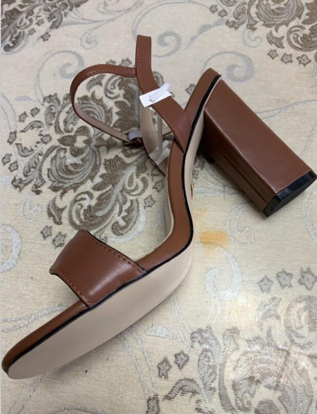 2021 luxury high heel womens 10cm sandals Summer Beach Sexy Wedding 2Shoes Size 34-41 enlarge