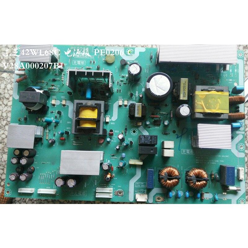 Toshiba 42WL68C power supply board PE0206 C V28A000207B1 PE0232B