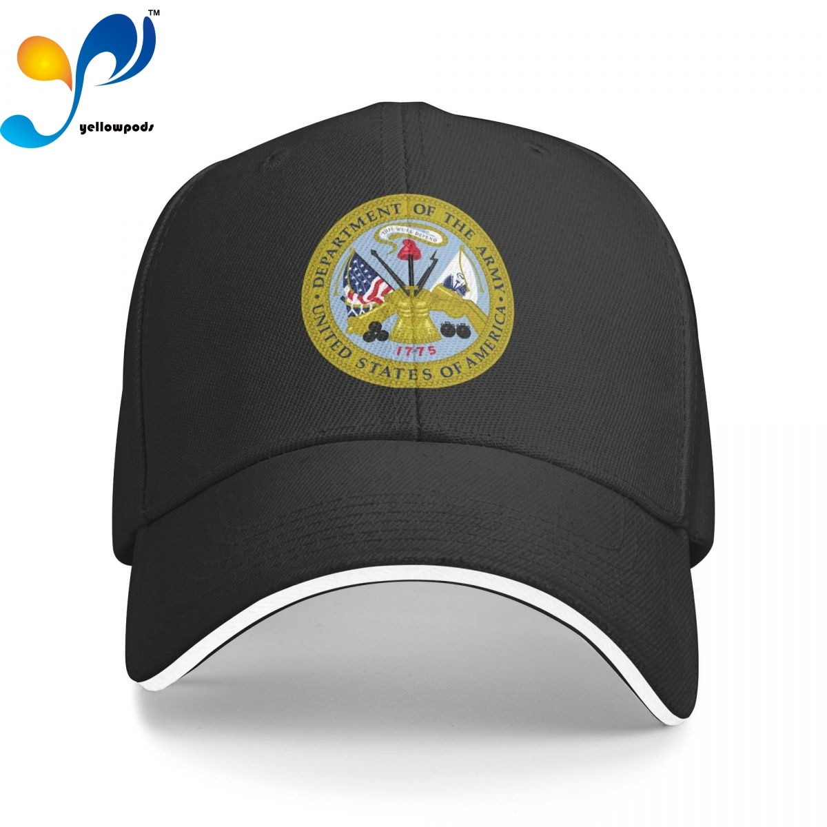 u s department of the army improvised weapons Department Of The United States Army Baseball Hat Unisex Adjustable Baseball Caps Hats Valve for Men and Women