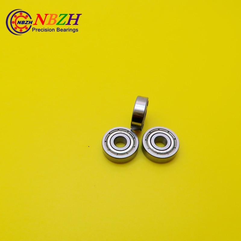 100 قطعة شحن مجاني بالجملة مصغرة الكرة أخدود عميق تحمل 625ZZ 5*16*5mm ABEC-5
