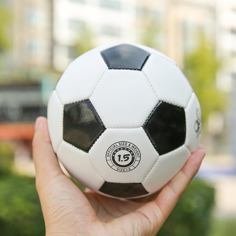 "Balón de fútbol Mini tamaño 6 "", Balón de entrenamiento de fútbol, Balón de juguete deportivo suave para niños pequeños, balón de fútbol para niños de interior y exterior"