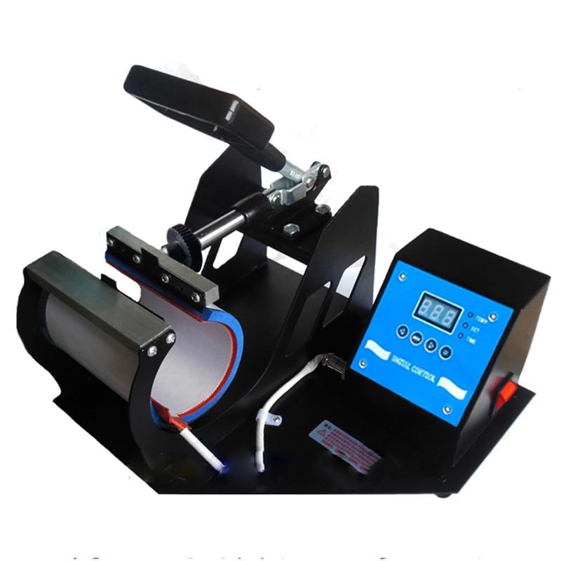 Теплопередающее оборудование, машина для печати на кружках, машина для горячего прессования нового дизайна для горячего прессования стака...