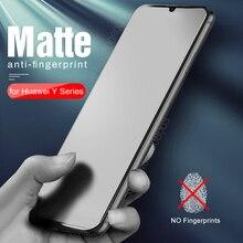 Матовое Защитное стекло для Huawei y5p, y6p, y7p, y8p, 2020, 2-1 шт.