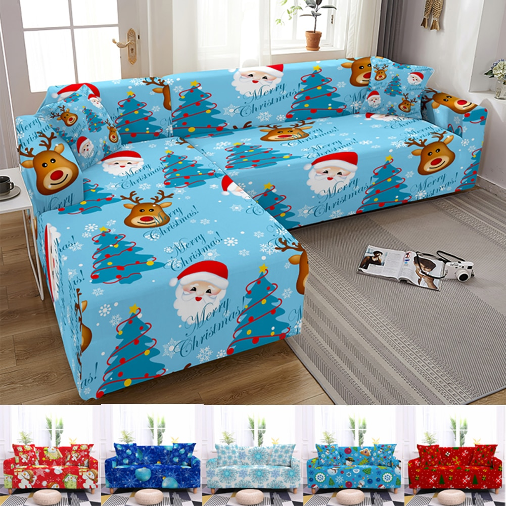 couch cover sofas covers universal stretch elastic couch covers for living room sectional corner l shape sofa cover 18 colors Elastic Sofa Cover For Living Room Adjustable Christmas Sofas Chaise Covers Lounge Sectional Couch Corner Sofa Slipcover L Shape