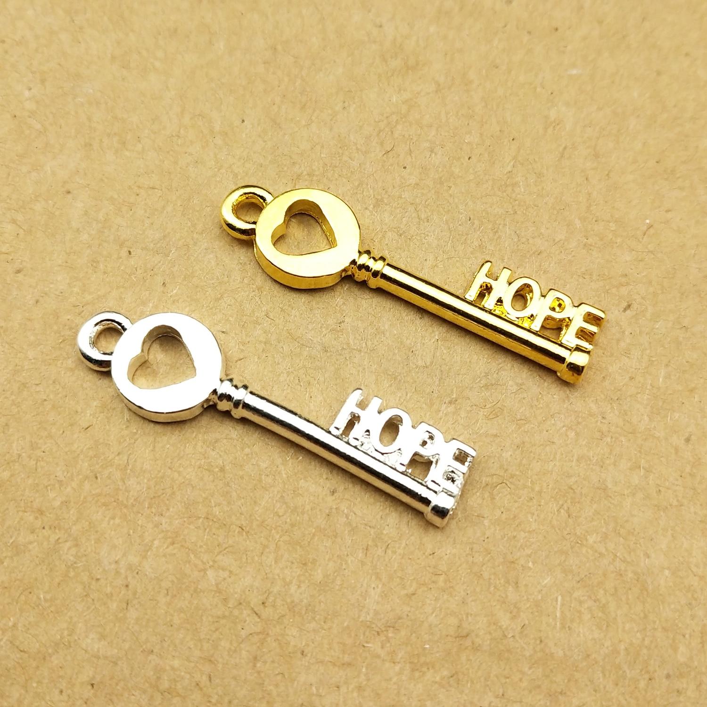 10 шт. 7x30 мм Подвески для изготовления ювелирных изделий, сережек, подвесок, браслетов и ожерелий
