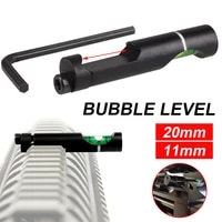 anti cant scope mount sight bubble level for 1120mm picatinny rail tactical scope mount hunting accessories