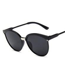 1PCS New Brand Cat Eye Style Sunglasses Women Luxury Plastic Sun Glasses Classic Retro Outdoor Eyewe