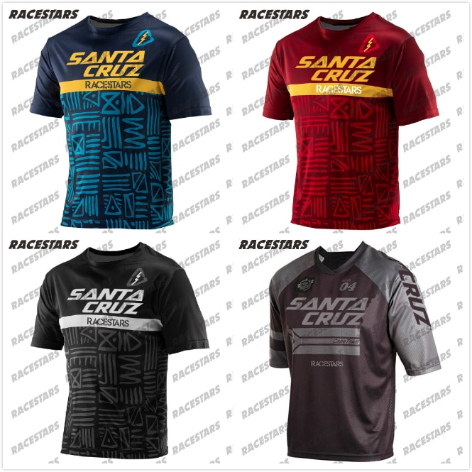 Ciclismo Jersey ropa camiseta de Motocross Maillot Ciclismo rápido seco hombres camisas...