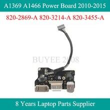 A1369 A1466 Power Audio Board 820-2869-A 820-3214-A 820-3455-A 2010-2015 Jaar Voor Macbook Air A1369 A1466 Power Usb I/O Board