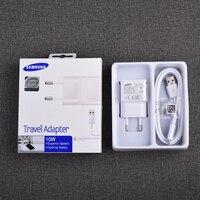Зарядное устройство Micro USB для Samsung Galaxy A10, A9 Star Lite, M20, S4, S5, S6, S7 edge, J3, J5, J7, J9, C3, C5, 5 В, 2 А, ЕС, США, 100/150 см
