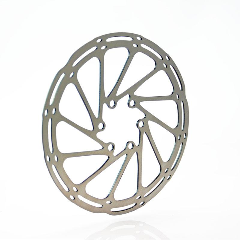 Nuevo estilo, 160 Mm, 180 Mm, disco de freno de disco de bicicleta de montaña, disco de seis zapatas de freno con tornillo