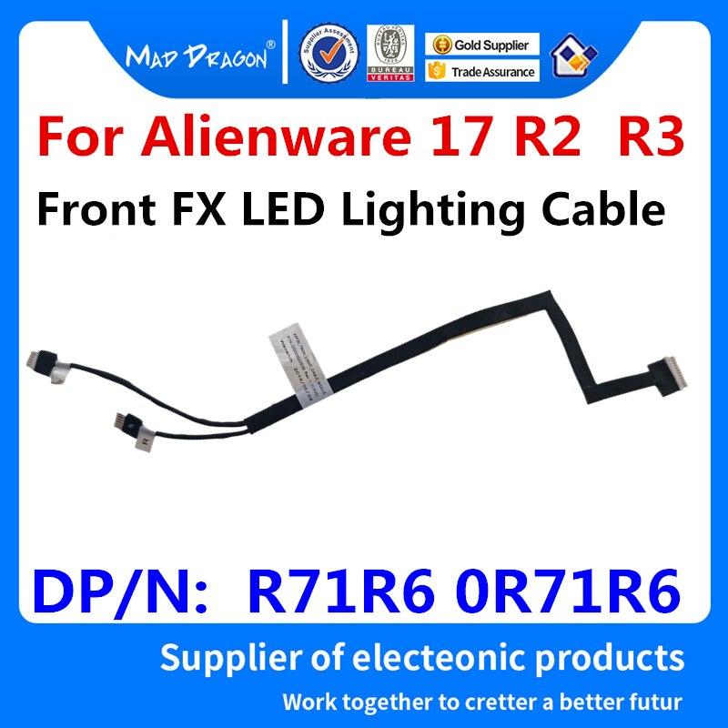 Cable de iluminación LED para ordenador portátil Dell Alienware 17 R2/R3 AAP20...