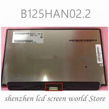 Voor Lenovo Thinkpad X260 Non-Touch 12.5 Ips Panel Fhd Laptop Lcd-scherm B125HAN02.2 1920x1080