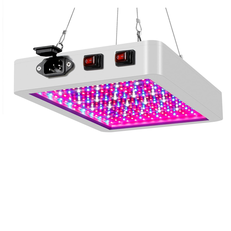 LED Grow Light Waterproof Phytolamp 2835 LEDs Chip Phyto Growth Lamp 216LEDS 220V Full Spectrum Plant Lighting for Indoor Plant enlarge