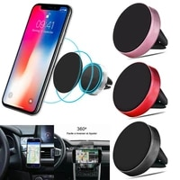 support universel voiture smartphone telephone magnetique aeration for apple samsung