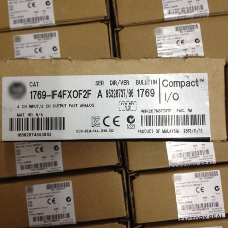 وحدة العلامة التجارية الجديدة 1769-IF4XOF2 1769IF4XOF2 مع DHL مجانية