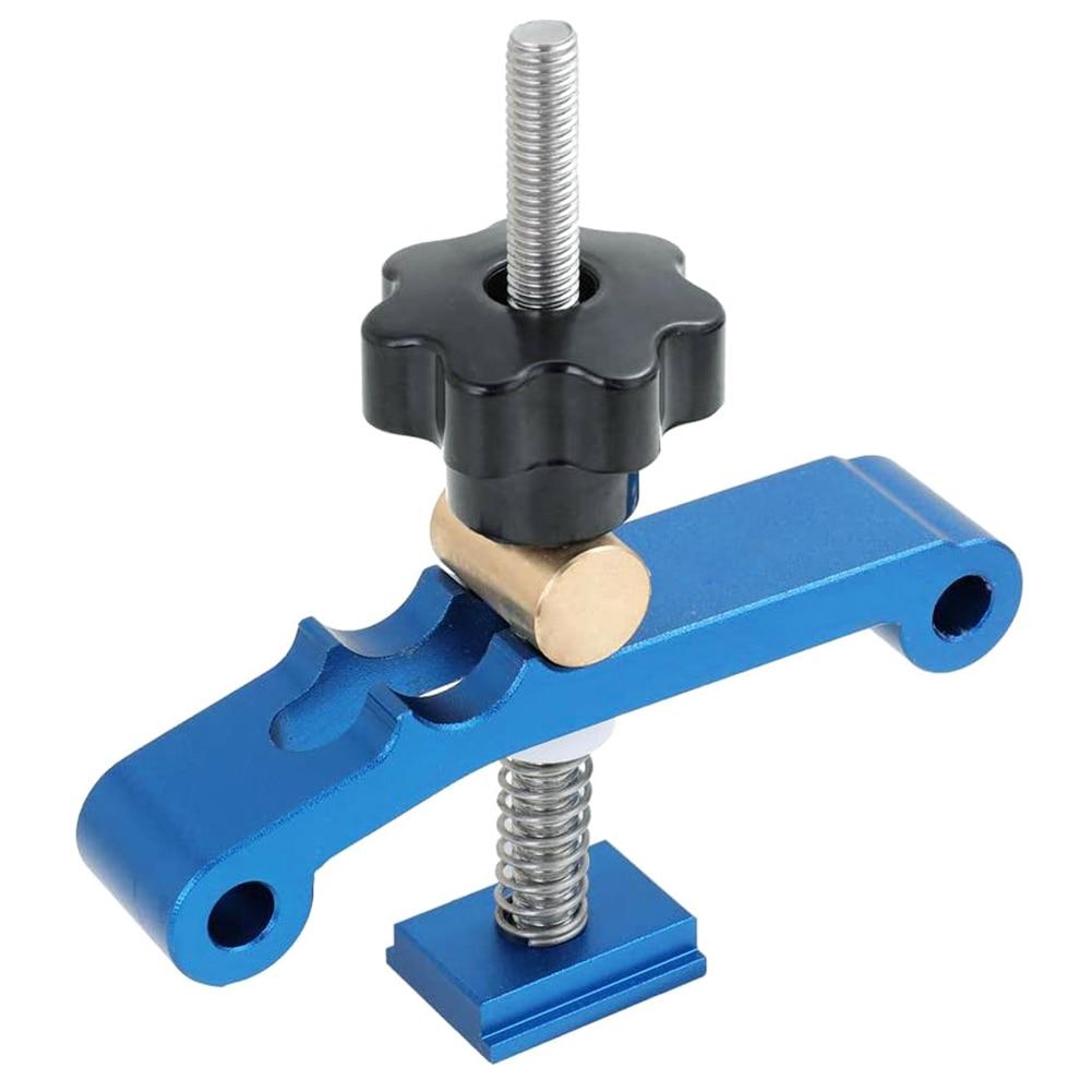 T-track pince outil de travail du bois pour les Applications de travail des métaux
