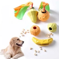 pet dog toys fruit shape accessory dog plush toy balls ring cutter for dogs accessories best selling products dogs accessoires