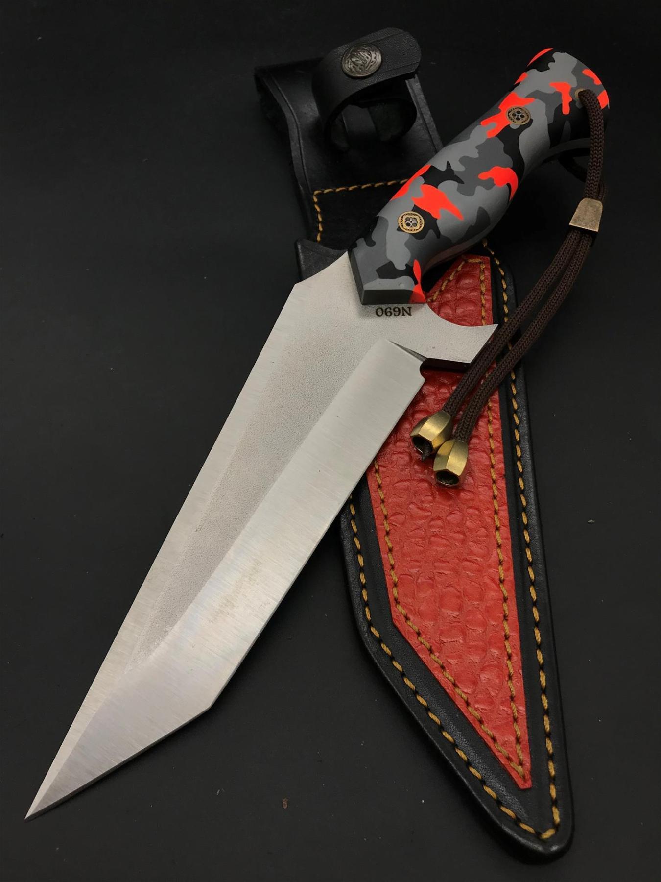 BOHLER N690 Camping Knife BB107-1