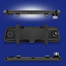 Hot 1080P Pull Objektiv Weitwinkel Rück Einfach Installieren Streaming Media Auto DVR Loop-aufnahme High Definition Dash Cam touch Geröll