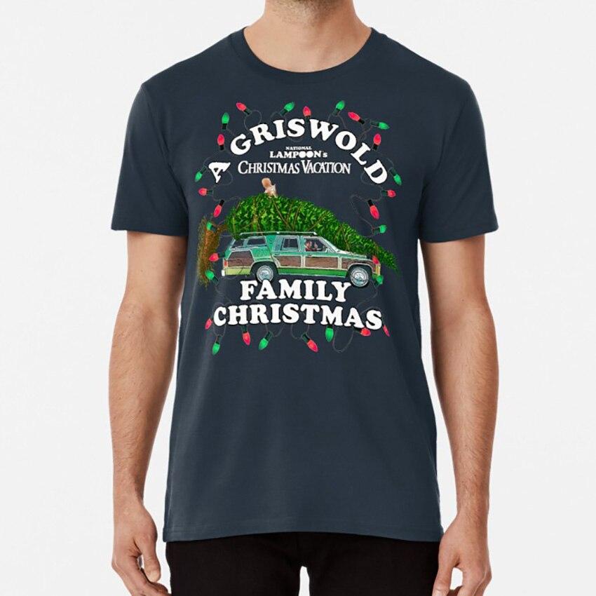 Nacional Lampoons -Árbol de Navidad coche camiseta Navidad ardilla vacaciones nacional lampoons nacional lampoon walley