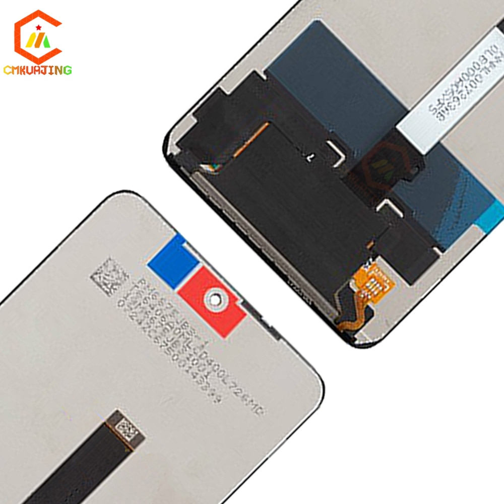 X3 NFC Original 6.67 Inch Mobile Phone Display Digitalization Touch Assembly Are Suitable For Xiaomi POCO X3 LCD Screen Parts enlarge